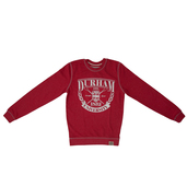 Fairtrade Sweatshirt Cranberry
