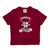 Unisex Fairtrade T-Shirt Cranberry