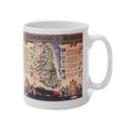 Northumberland and Durham Rail Mug - Landscape