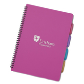 4 subject A4 Notebook Pink