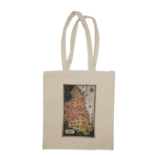 Northumberland and Durham - Portrait Rail Cloth Bag