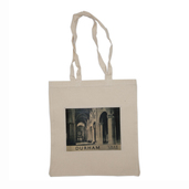 Cathedral Interior Rail Cloth Bag