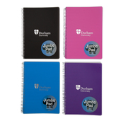 A4 Polyprop Jumbo Notebook - Purple