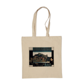 Durham: Quicker By Rail Cloth Bag