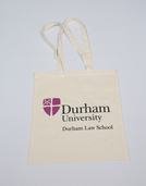 Durham University Law School Cotton Shopper