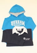 Kids Blue Hoody and Rugby shirt Pack