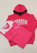 Kids Pink Hoody and Rugby shirt Pack