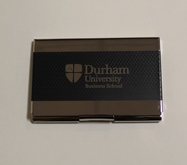 Durham University Business School Business Card Holder