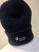 Durham University Beanie Hat - Navy