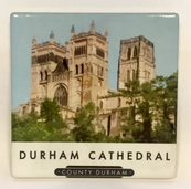 Durham Cathedral Ceramic Coaster
