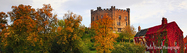 Autumn Durham Castle - Large