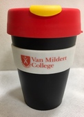 Van Mildert College Keep Cup in Black