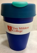 Van Mildert College Keep Cup in Blue