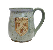 Hatfield College Mug - Speckled Blue