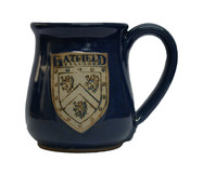 Hatfield College Espresso Cup - Dark Blue