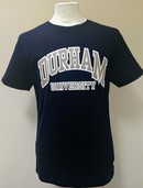 Durham University Drop Tail T-Shirt - Navy