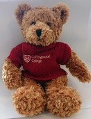 Collingwood College Toffee Bear