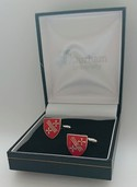 Grey College Cufflinks