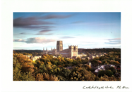 John Erwin Card - Cathedral Light, Durham