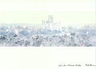 John Erwin Card Winter Freeze Durham