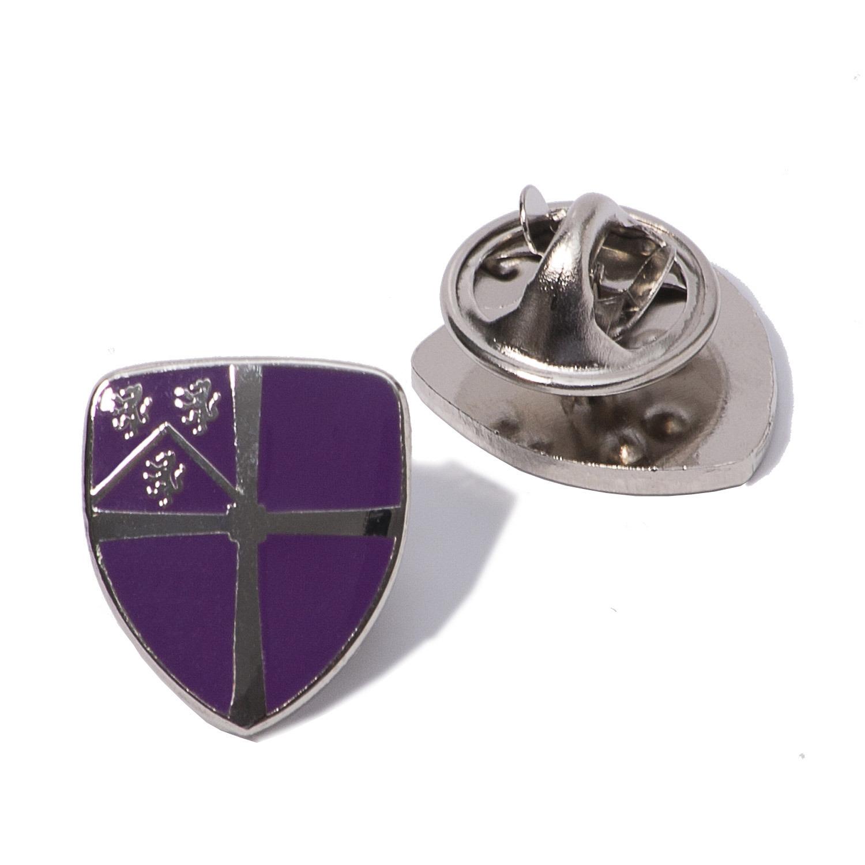 Enamel Crest Pin Badge at Durham University Official Shop