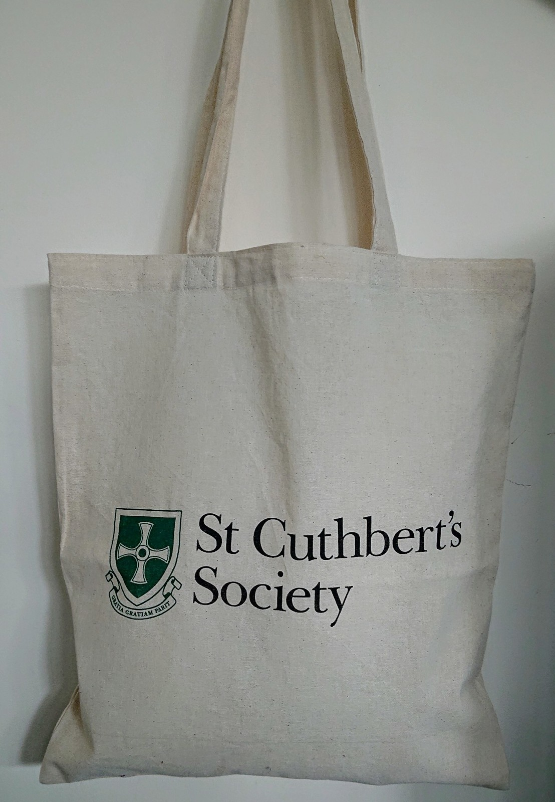 Home of the Cuthberts Tote Bag