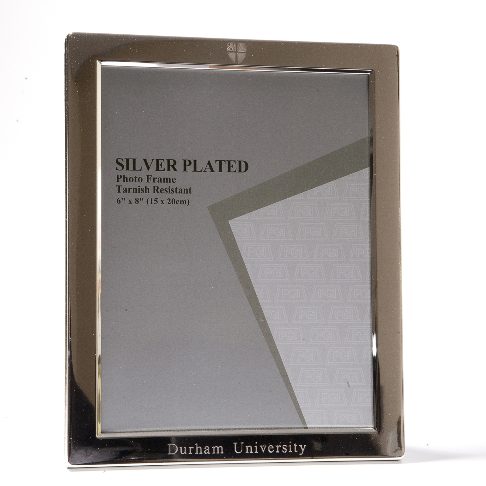 Silver Plated Photo Frame Large At Durham University