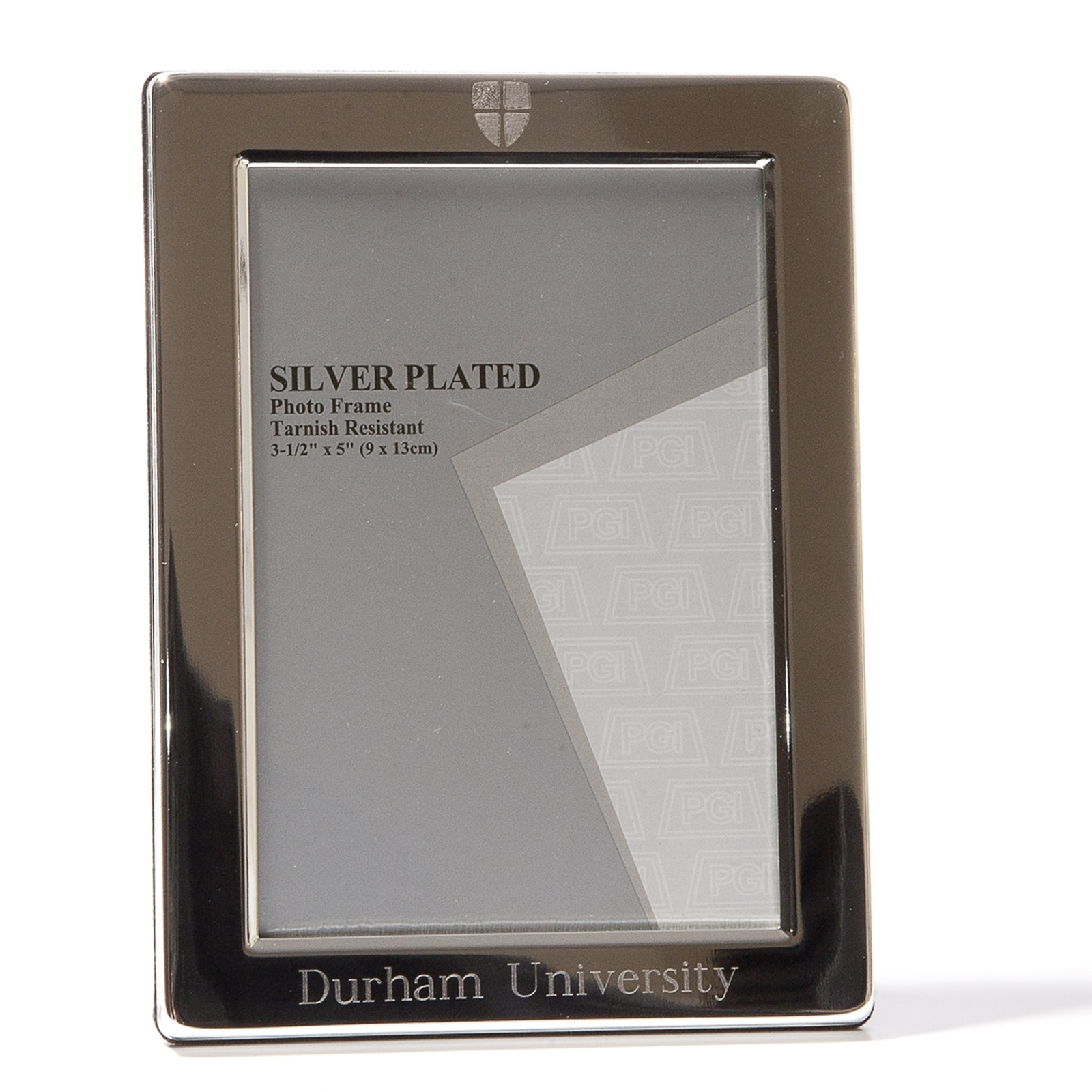 Silver Plated Photo Frame Small At Durham University